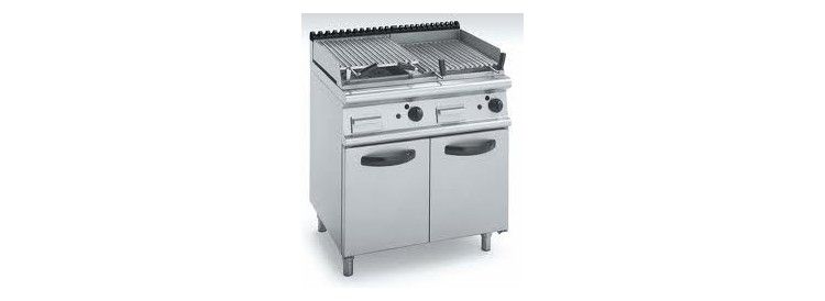 Piastre & grill di cottura