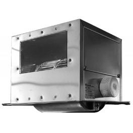 Elettroaspiratore PCO 200 centrifugo parzialmente cassonato